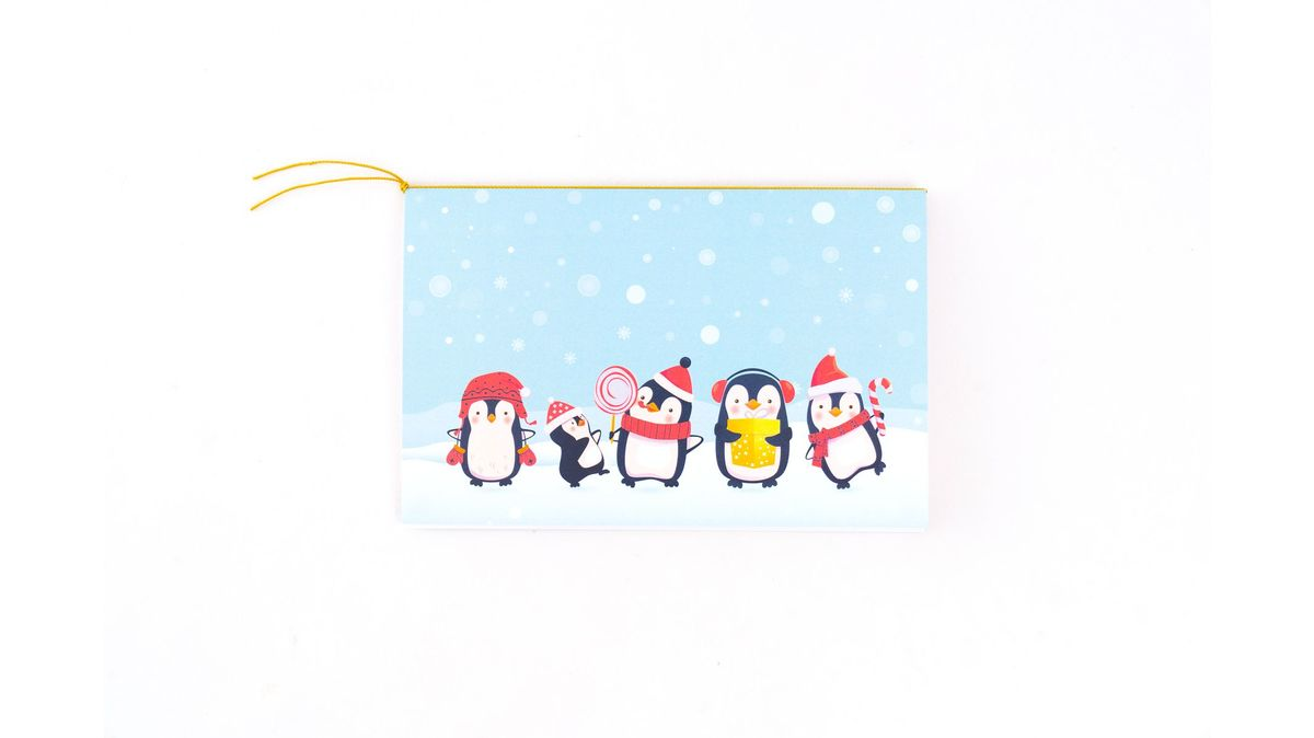 あったかペンギン