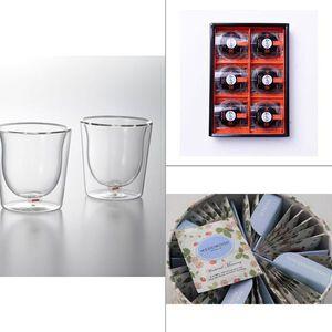 bodum(ボダム) スカル ダブルウォールグラス2P 3点セット