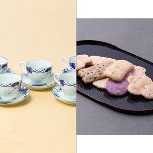 藍染ぶどうコーヒー5客 2点セット