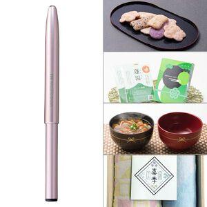 引き出物セット 熊野筆 リップブラシ 5点セット