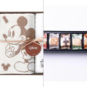 Disney ミッキーマウス モダンプレイ タオルセット 2点セット