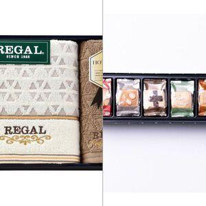 REGAL(リーガル) ブラウニー バス・フェイスセット 2点セット