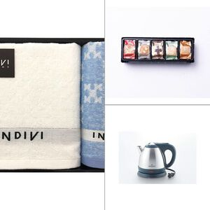 INDIVI(インディビ) カラット バス・ウォッシュ 3点セット