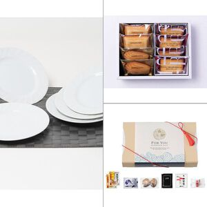 レストランモーニングミート皿5P 3点セット