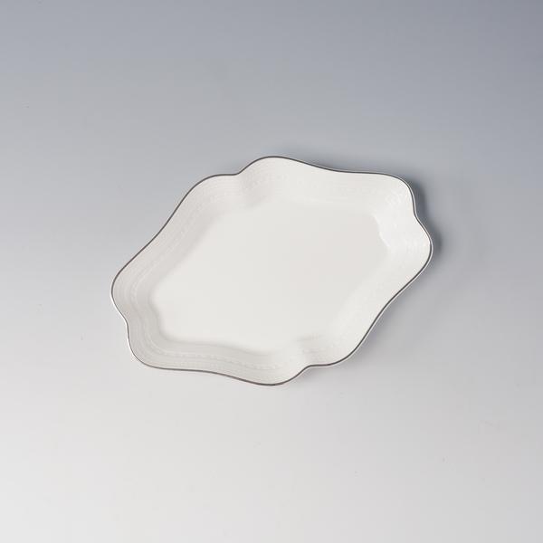 インタグリオ プラチナ ダイヤディッシュ