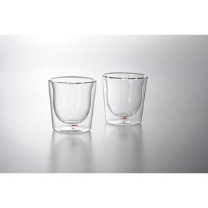 bodum(ボダム) スカル ダブルウォールグラス2P