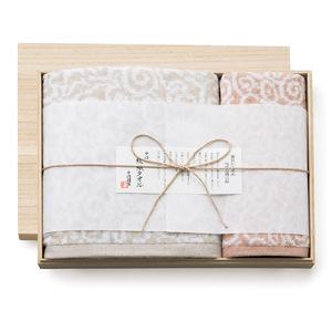今治謹製 紋織 タオルセット30