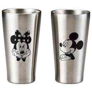 Disney ステンタンブラーペア(ミッキー&フレンズ)