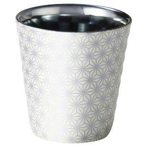 【凛】ロックカップ(銀)1客
