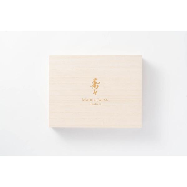 <寿々>木箱入り紅白タオル30