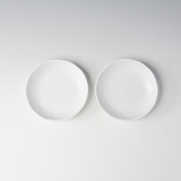 記念品 洋食器類 リチャードジノリ ベッキオジノリホワイト ペアディッシュラウンド