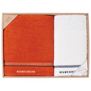 BEAMS(ビームス) タオルセット40 OR