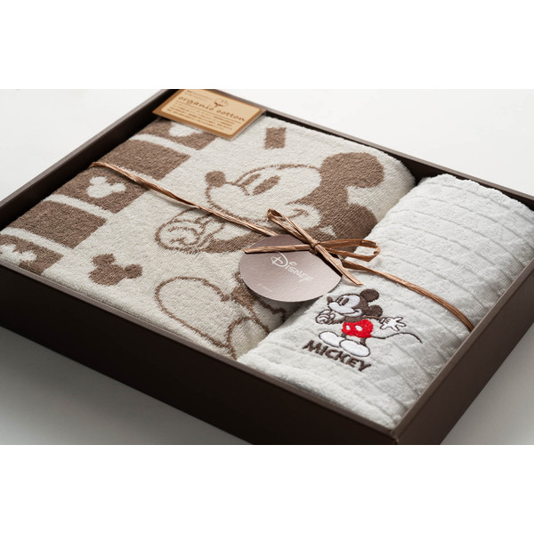 ミッキーマウス モダンプレイ タオルセット