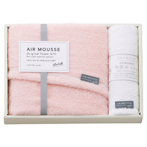 【AIR MOUSSE】タオルセット30
