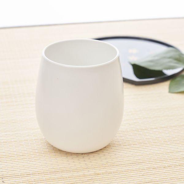 セラミックコートカップ(ホワイト)