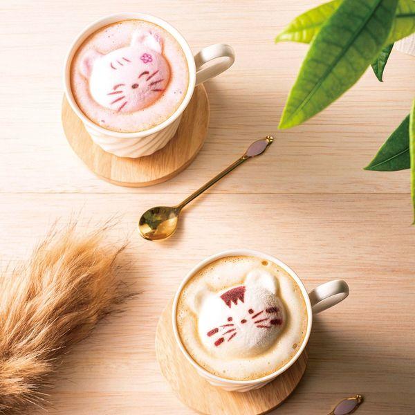 猫カフェしあわせマシュマロセット