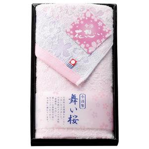 舞い桜 フェイスタオル1P