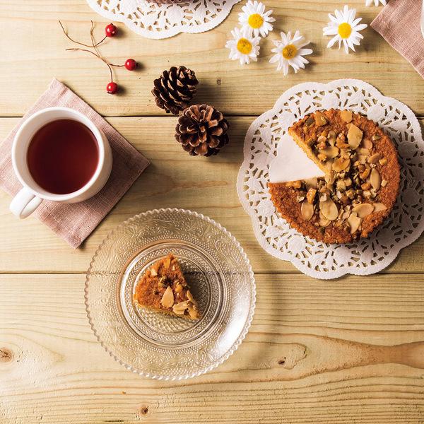 ラ・ヴィ・ドゥース 木の実のケーキ