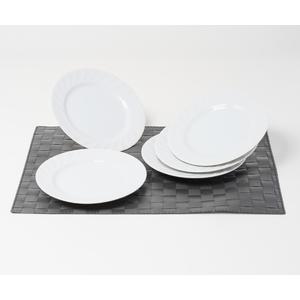 レストランモーニングミート皿5P