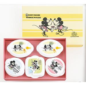 Disney 電子レンジ容器5pc
