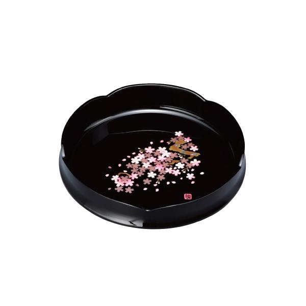 雅桜菓子鉢