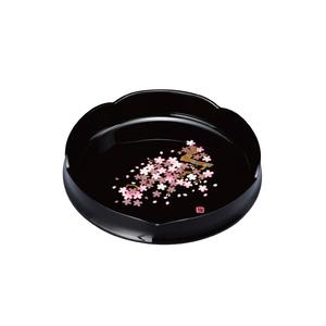 紀州塗 雅桜菓子鉢