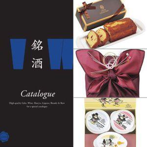 銘酒カタログギフト GS02 【6,000円コース】 4点セット