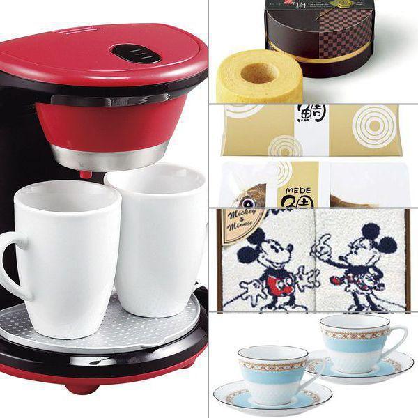 <メリート>2カップコーヒーメーカー クチュール 5点セット