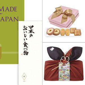 メイドインジャパン+日本のおいしい食べ物 MJ21+柳(やなぎコース) 【20,950円コース】 3点セット