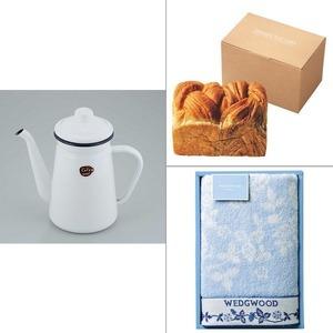 【カフェテール】コーヒーポット1.1Lホワイト 3点セット